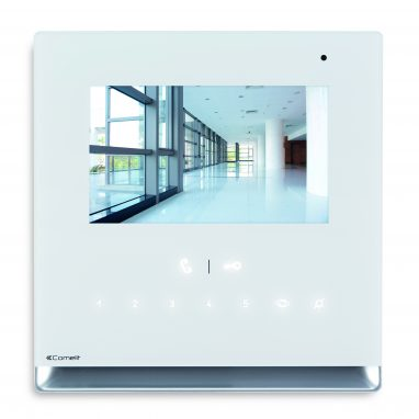 Example of a monitor for an access control system